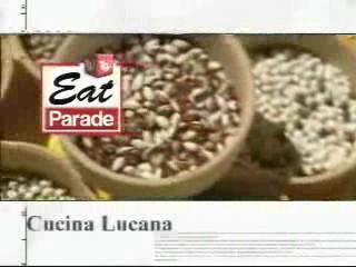 Fagioli di Sarconi a Eat Parade – RAI 2