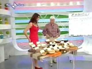 """I Fagioli di Sarconi """"Alla Prova del Cuoco"""" RAI 1"""