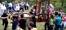 Processione al Monte Serra – Madonna di Montauro