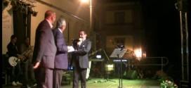 Sarconi al Premio Mediterraneo di Lauria – 11 Settembre 2010