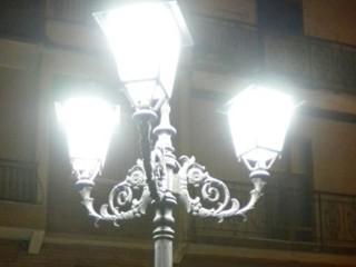 Illuminazione a Led a Sarconi – TGR Basilicata