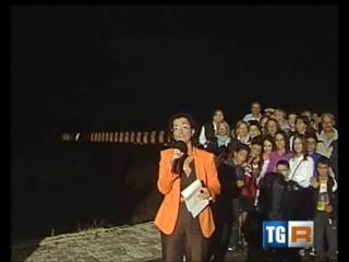 """25 Settembre 2011 – """"Giornata Europea del Patrimonio"""" – Illuminazione a led Canale Cavour"""