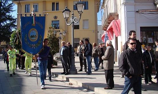 Commemorazione ai Caduti – anno 2010