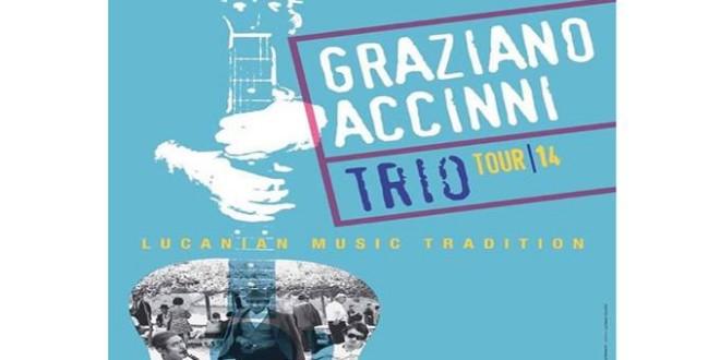 Graziano Accinni – TRIO Tour 2014