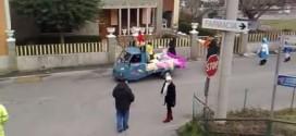 Sfilata di Carnevale a Sarconi