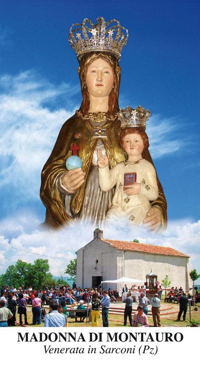 Madonna di Montauro - Sarconi