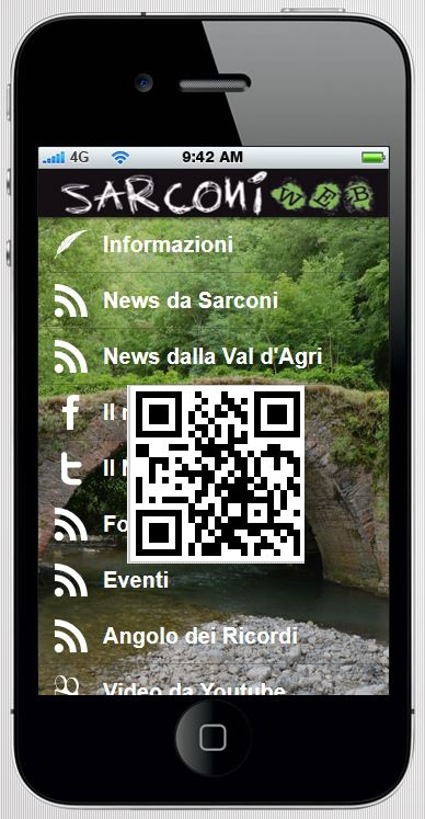 app i Sarconiweb