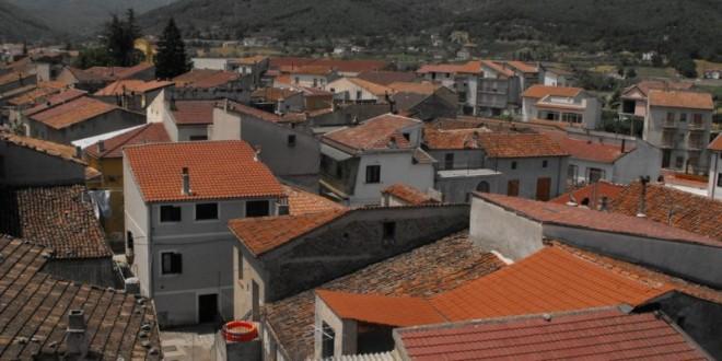 Sarconi sui tetti