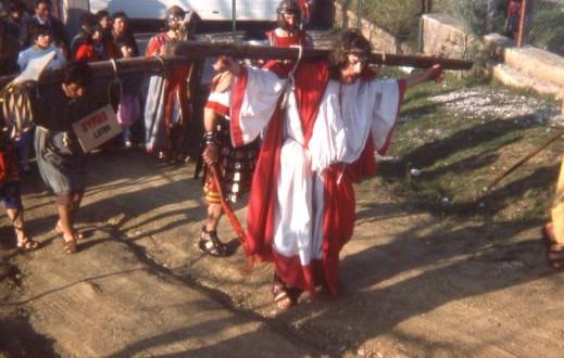 Via Crucis anno 1984