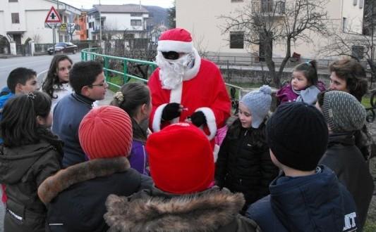 Babbo Natale anno 2009