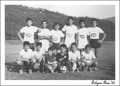 Vecchie squadre di calcio
