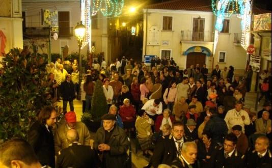Festa Madonna di Montauro anno 2011