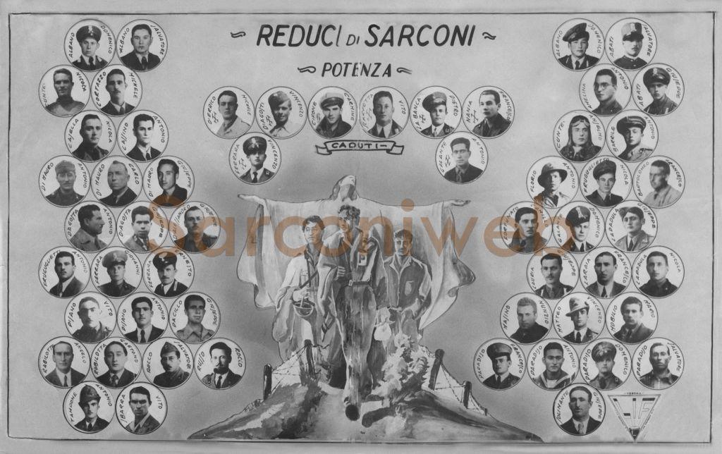 Caduti in guerra - Sarconi