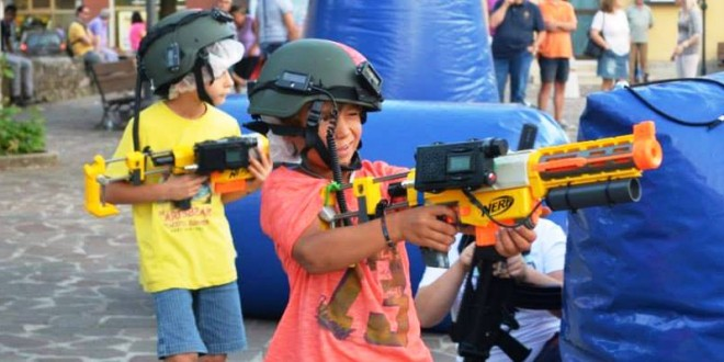 Laser Game 2014 – PROLOCO – Gerardo Vitale