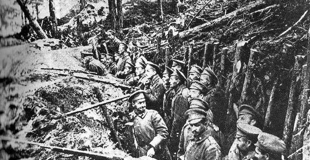 Caduti e Reduci di Sarconi nella Guerra Mondiale