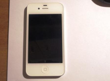 Vendo Iphone 4 colore Bianco