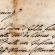 Manoscritto Anno 1840 – Atto di Vendita