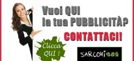 La tua pubblicità su Sarconiweb.it