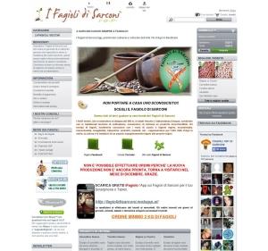 Fagioli di Sarconi Igp - Shop online