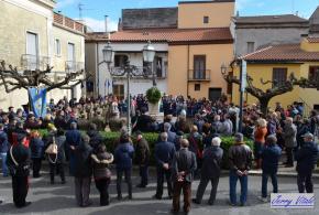 Sarconi – Onore ai caduti di tutte le guerre