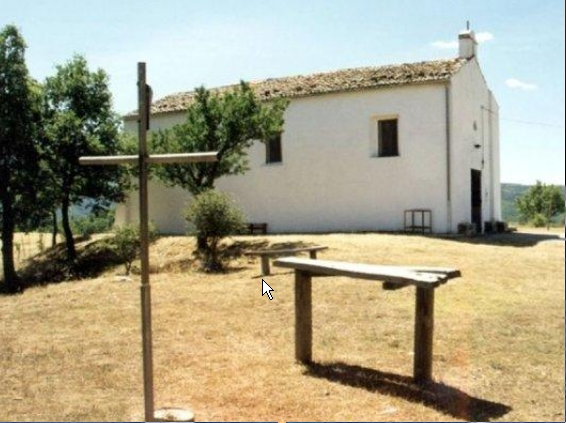 Santuario di Monte Serra – La storia