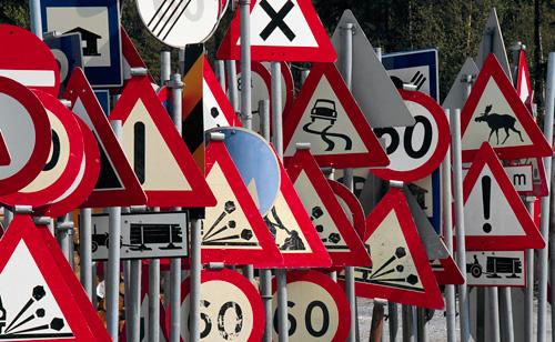 Nuova regolamentazione della circolazione stradale – Comune di Sarconi
