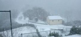 Nevica a Sarconi – Aggiornamenti in diretta – Invia la tua foto