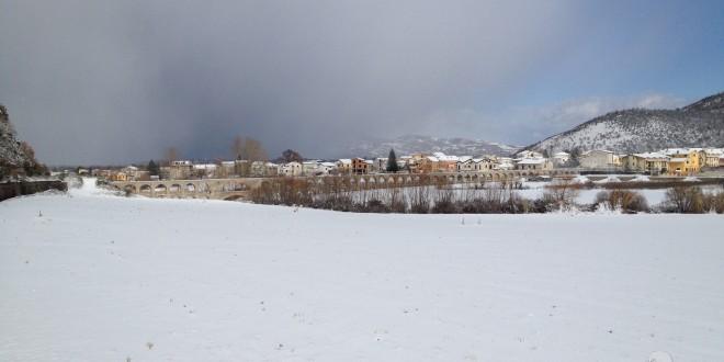Nevica a Sarconi!! – Aggiornamenti in diretta – LE FOTO