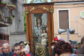 La Madonna di Montauro a Sarconi – (Foto 24/05/2015)