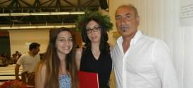 Merilivia D'Amato di Sarconi si è laureata