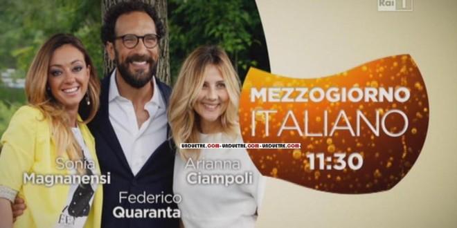 """SABATO A SARCONI LE TELECAMERE DI """"MEZZOGIORNO ITALIANO"""""""