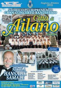 concerto città Ailano