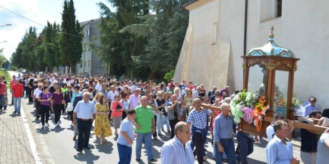 Sarconi, torna in paese la Madonna di Montauro