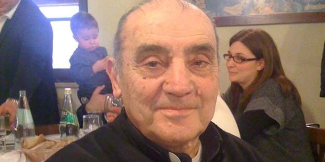 Lutto a Sarconi: Morto Don Vito Micucci parroco del paese. Mercoledì i funerali