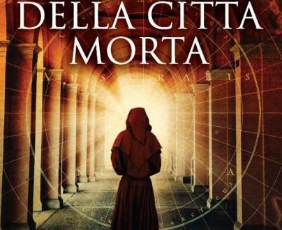 """Sarconi: """"La mappa della città morta"""", il nuovo romanzo di Stefano Santarsiere"""
