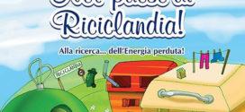 """Sarconi 8 giugno: """"Nel paese di Riciclandia"""""""