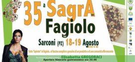 35° Sagra del Fagiolo di Sarconi – Ospite d'onore Elisabetta Gregoraci