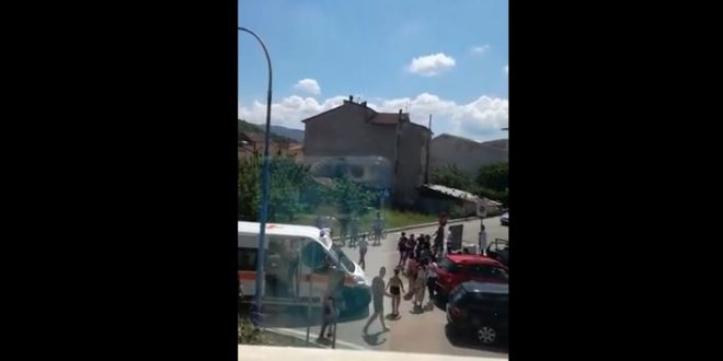 Sarconi: Incidente in via Niccolò Ramagli, sta bene la donna investita ieri (VIDEO)