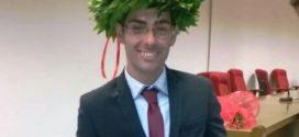 Marcello Messuti di Sarconi si è laureato