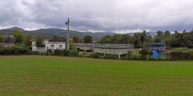 L'Ente Parco diffida AqL Spa a sversare reflui nel torrente Sciaura dal depuratore di Sarconi