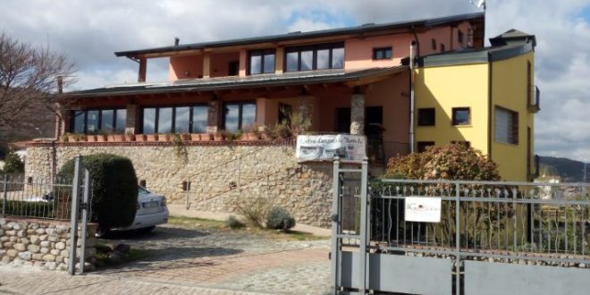 Il Centro Congressi Panta Rei e Affittacamere S. Giacomo a Sarconi